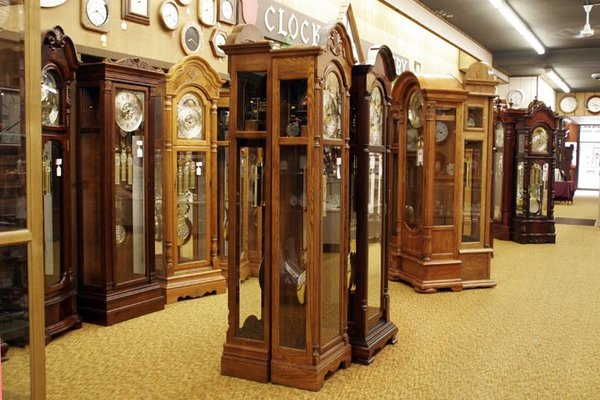 Grandfather Clock Gallery