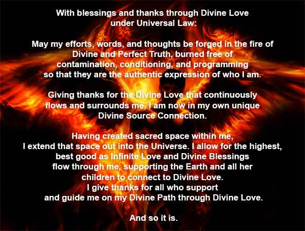 Sovereignty Blessing