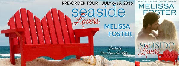 Seaside Lovers Book Tour