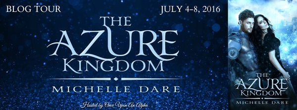The Azure Kingdom Blog Tour