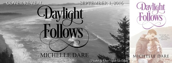 Daylight Follows Cover Reveal