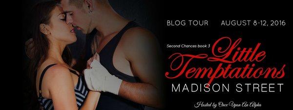 Little Temptations Blog Tour