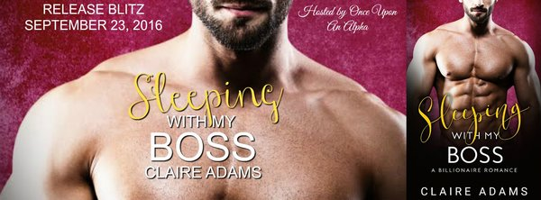 Sleeping with My Boss Release Blitz
