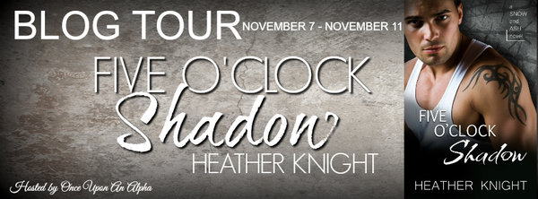Five OClock Shadow Blog Tour