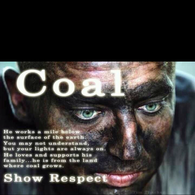 Coal Miner Free to Be Me