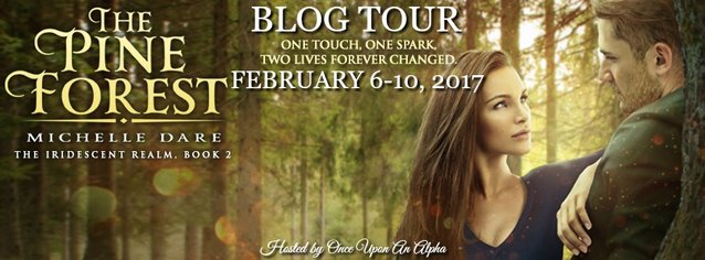 The Pine Forest Blog Tour