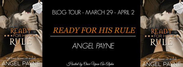 Ready for His Rule Blog Tour Review Banner