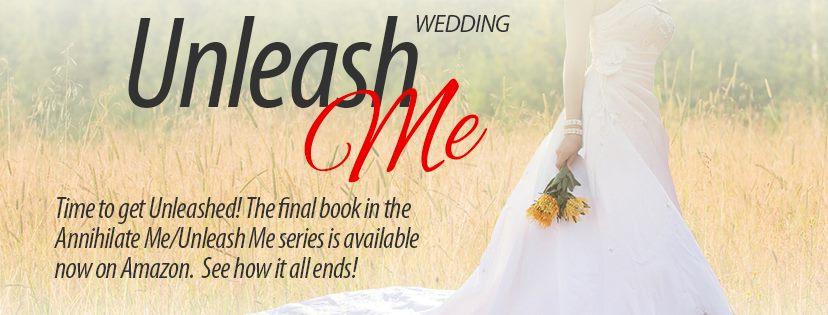 Book Review Unleash Me Wedding Christina Ross
