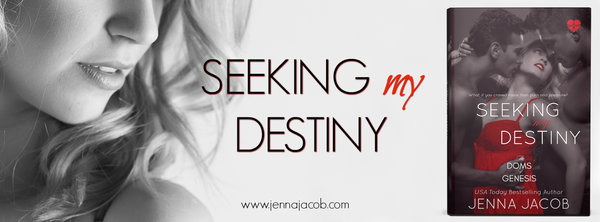 Jenna Jacobs' Seeking My Destiny Release Blitz